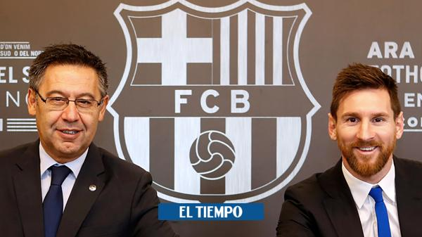 Lionel Messi: las razones de su salida del FC Barcelona - Fútbol Internacional - Deportes