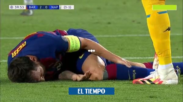 Lionel Messi podrá jugar contra el Bayern Múnich por la Liga de Campeones - Fútbol Internacional - Deportes
