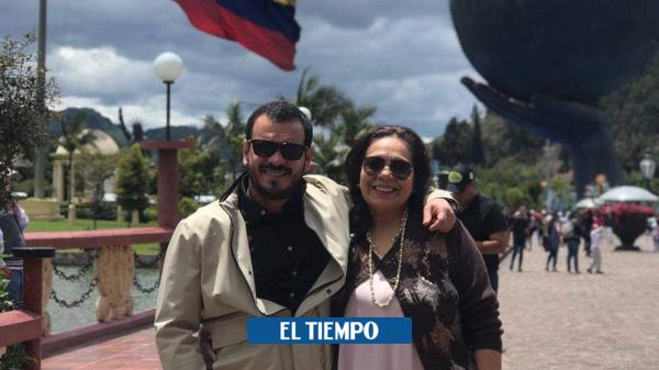 Mamá de piloto desaparecido dice que no era amigo de Duque ni de Uribe - Gobierno - Política
