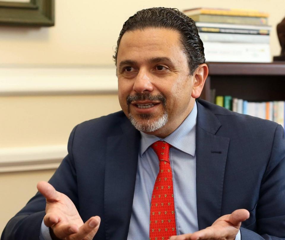 Miguel Ceballos: 'Un proceso de paz depende de que Eln muestre voluntad' - Gobierno - Política