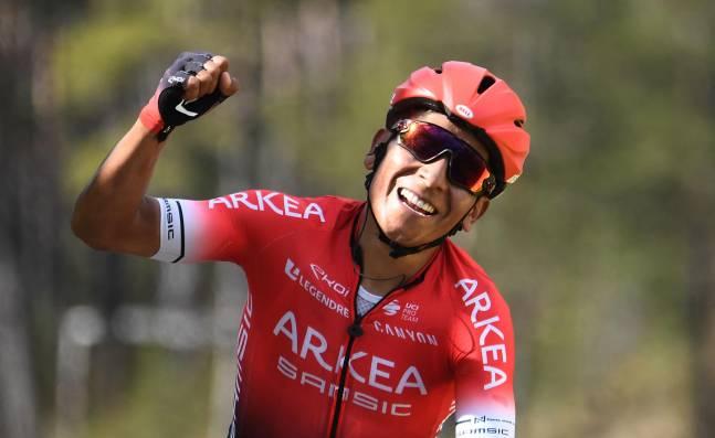 Nairo Quintana, 'Supermán' López y Rigobero Urán quieren dar de que hablar en el Tour de Francia