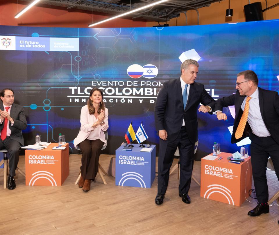 Nuevo TLC entre Colombia e Israel entra en vigencia - Sectores - Economía