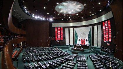 PRI no alcanzó los votos necesarios para presidir la Cámara de Diputados (Foto: Cortesía Cámara de Diputados)