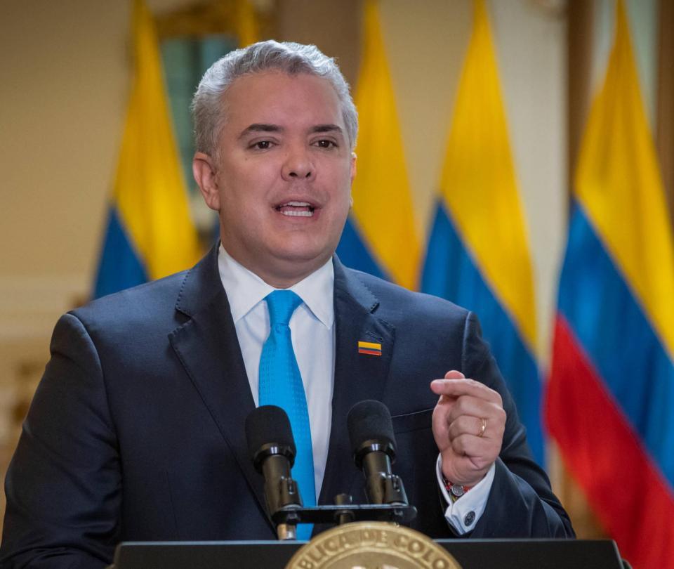 Presidente Iván Duque: CNE le abrió indagación preliminar a campaña - Gobierno - Política