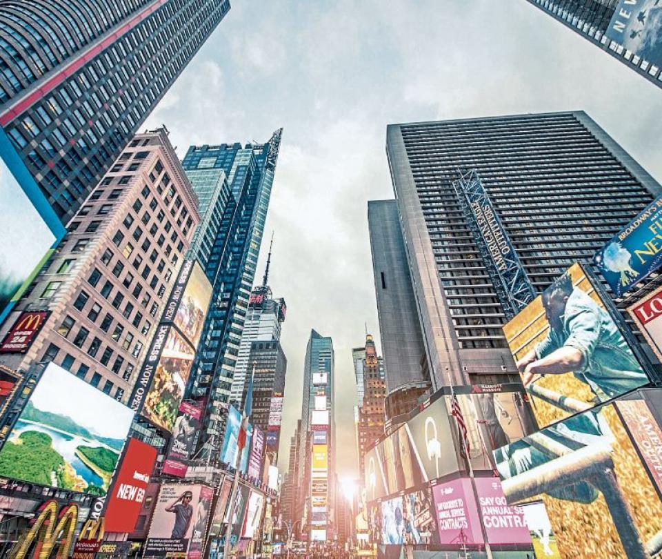 Publicidad exterior, una de las que más cae por la covid | Economía