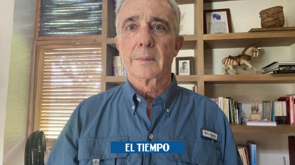 Renuncia de Uribe: lo que han dicho sectores polìticos - Congreso - Política