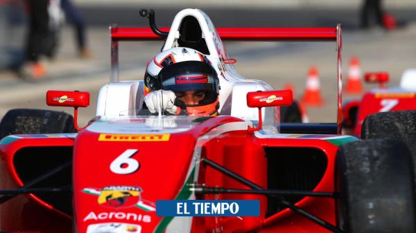 Sebastián Montoya: actuación en su primera carrera en la Fórmula 4 - Automovilismo - Deportes