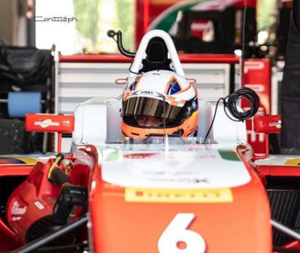 Sebastián Montoya: esta es la Fórmula 4 en la que debuta el piloto colombiano - Automovilismo - Deportes