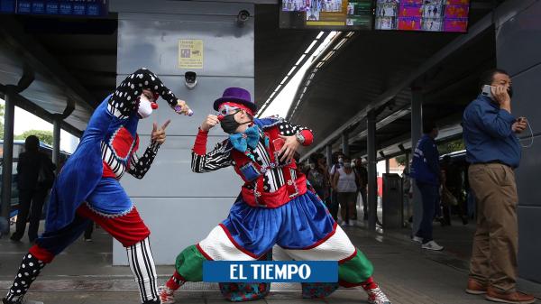 Sistema MIO de Cali tendrá vagón rosado para seguridad de mujeres - Cali - Colombia
