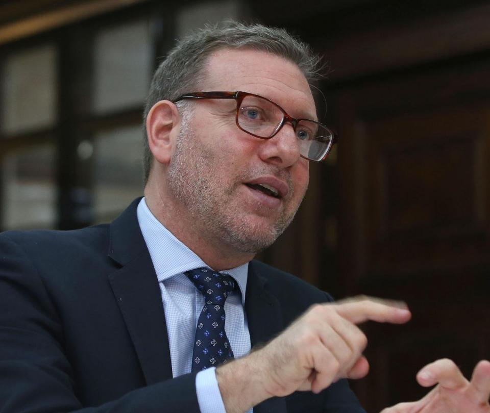 TLC con Israel: entrevista con el embajador Christian Cantor - Sectores - Economía