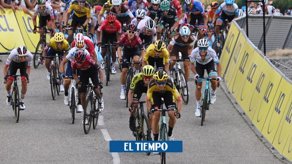 Tormenta de granizo en el Dauphiné deja secuelas en espalda de los ciclistas - Ciclismo - Deportes