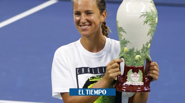 Victoria Azarenka campeona torneo Cincinnati tras retirada de Osaka - Tenis - Deportes