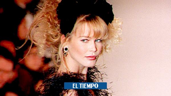 los 50 años de Claudia Schiffer, una de las top models más famosas de los 90 - Entretenimiento - Cultura