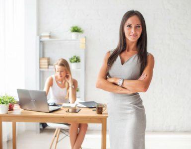 ¡Mujer de éxito! Usa estos 3 tips para tener más confianza en el trabajo
