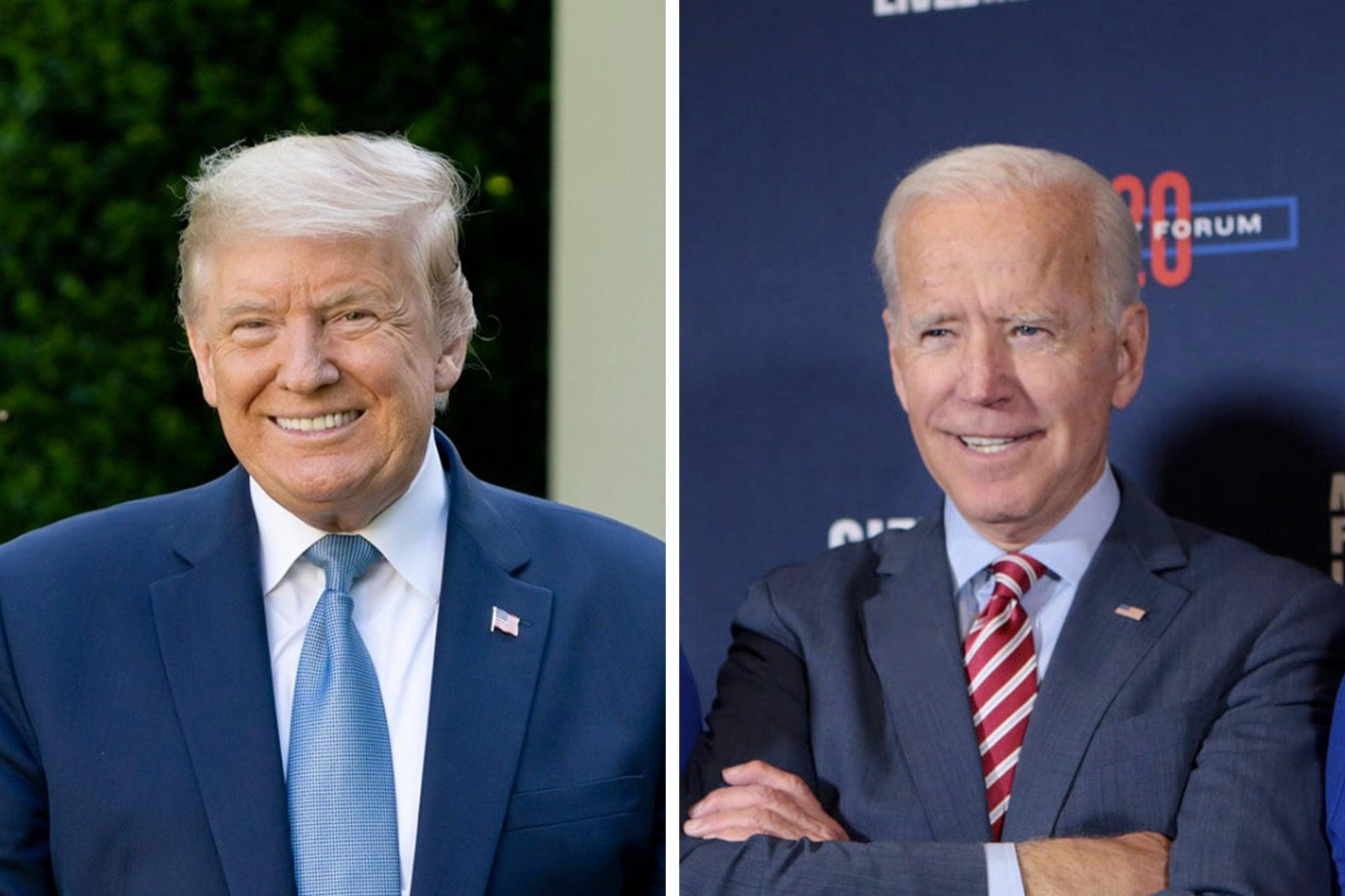 ¿Cómo ver el debate de esta noche entre Trump y Biden en español?