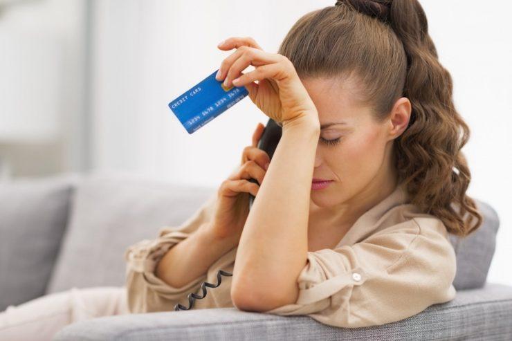 ¿Qué pasa si no tengo dinero para pagar mi tarjeta de crédito?