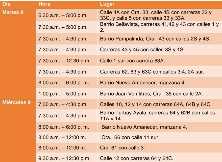 Celsia anuncia nuevos cortes por mejoras y mantenimientos   Noticias de Buenaventura, Colombia y el Mundo