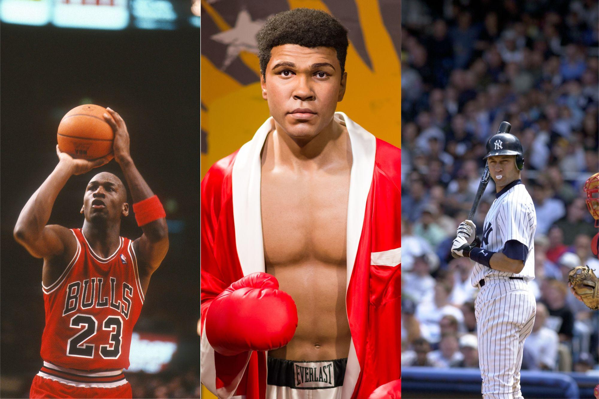 15 frases de leyendas del deporte para motivarte cuando te sientas derrotado