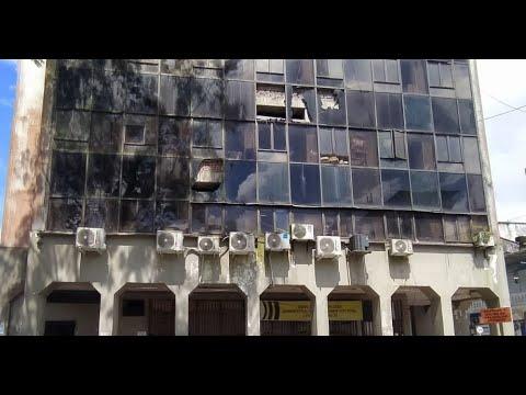 Buscan a los responsables de arrojar explosivos contra la alcaldía de Buenaventura   Noticias de Buenaventura, Colombia y el Mundo