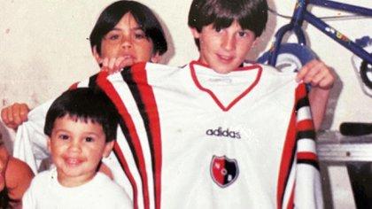 La imagen de Leo Messi que se viralizó hace algunos días
