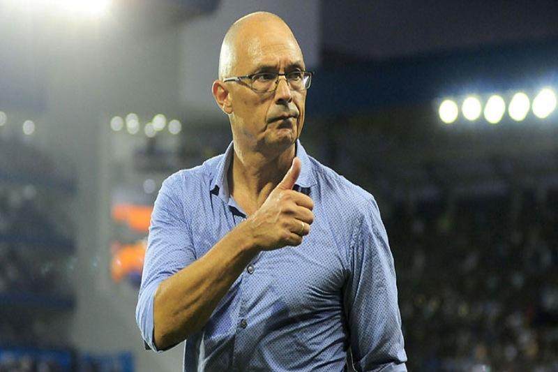 Alfredo Arias analizó al Deportivo Cali de cara al reinicio de las competencias
