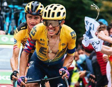 Análisis: entrevista Sergio Higuita de Colombia en el Mundial de Ciclismo 2020 - Ciclismo - Deportes