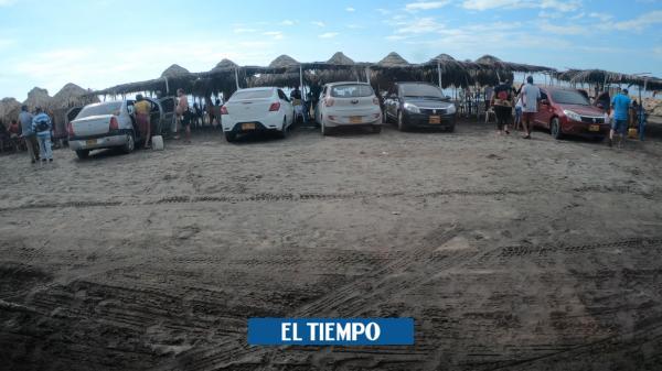 Así serán los paseos a las playas del Atlántico - Barranquilla - Colombia