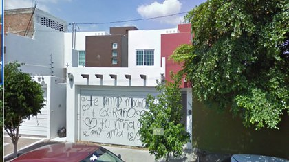 El lugar donde vivió y fue capturado Alfredo Beltrán Leyva muestra las huellas del abandono (Foto: Google Maps)