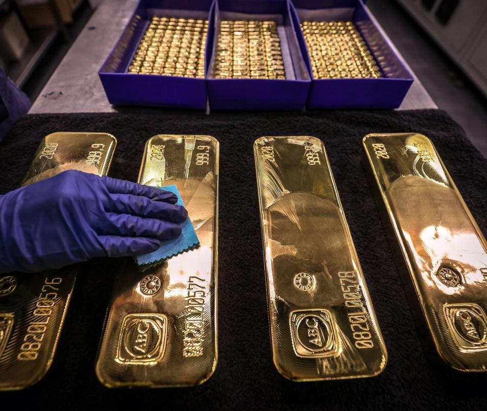 Aumentó 14 % la producción de oro y se desplomó 49 % la de carbón en el segundo trimestre - Sectores - Economía