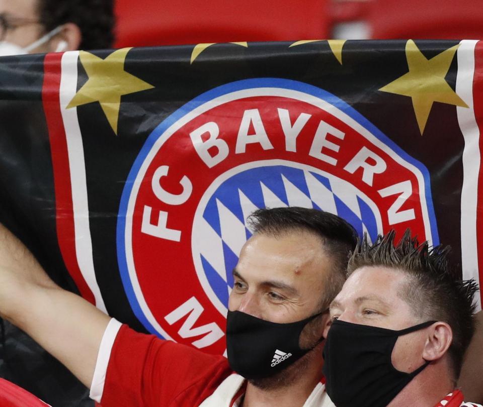 Bayern Múnich vs Sevilla: así volvieron los hinchas al estadio - Fútbol Internacional - Deportes
