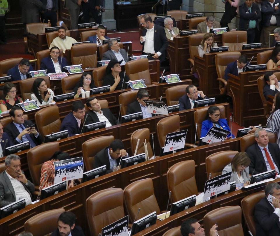 Cámara de Representantes: demandas en contra de la corporación - Congreso - Política