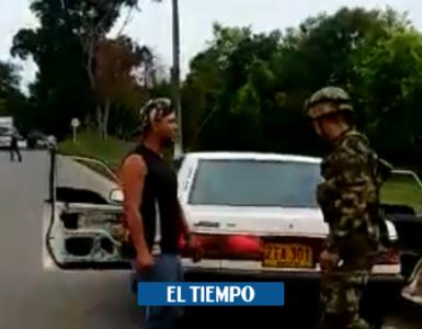 Confusa muerte de mujer trans en un retén del Ejército en Cauca - Cali - Colombia