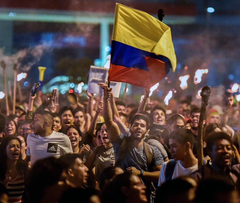 Controversia por el fallo sobre protesta se trasladó a la arena política - Congreso - Política
