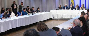 Conversación nacional, qué balance dejó - Gobierno - Política