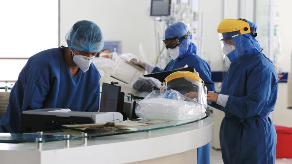 Coronavirus en Colombia:muertes y contagios 24 de septiembre - Salud