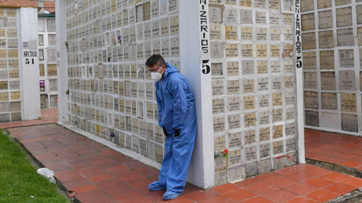 Curva del coronavirus en Colombia hoy, 29 de septiembre: ¿Cuántos casos y muertes hay?