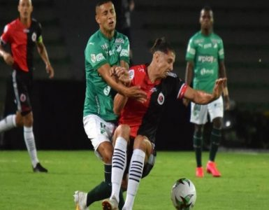 Deportivo Cali empató ante Cúcuta y siguió con su 'empatitis' en Liga