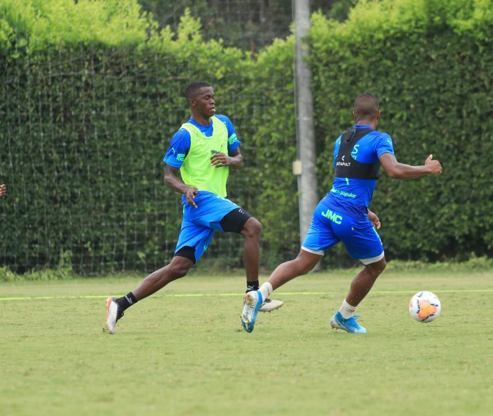 Deportivo Cali: entrenamientos grupales Andrés Felipe Colorado Liga 2020 | Colombia hoy | Futbol Colombiano | Liga BetPlay