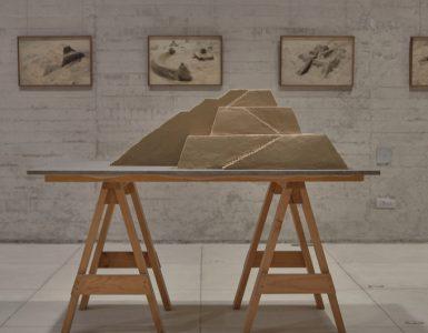 """Diego Pérez: """"Historia de arena es una amalgama de muchas ideas y momentos de mi práctica artística"""""""