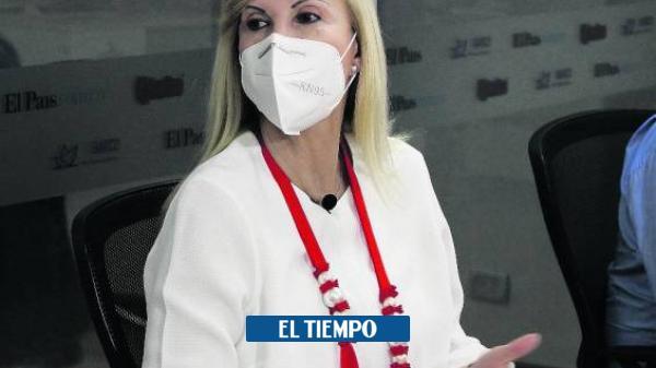 Dilian Francisca Toro, coordinadora de comité de salud, tiene covid - Cali - Colombia