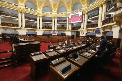 El Congreso de Perú (Europa Press)