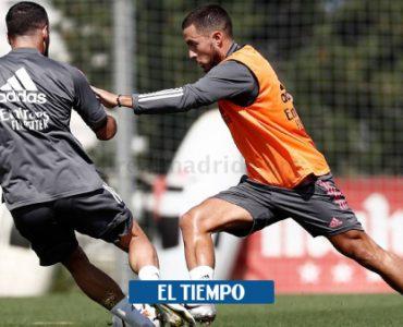 Eden Hazard está otra vez lesionado y no reaparecerá con el Real Madrid - Fútbol Internacional - Deportes