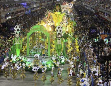 El Carnaval de Río de Janeiro 2021, en suspenso - Entretenimiento - Cultura