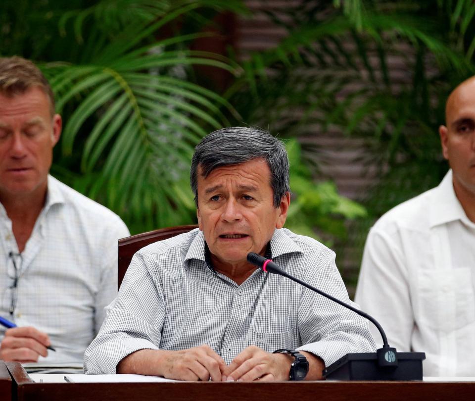El Eln niega haber participado en los disturbios en Bogotá - Proceso de Paz - Política