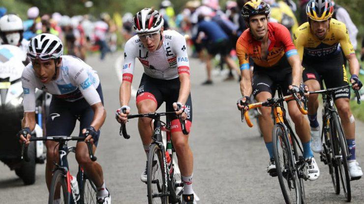 El Tour de Francia, ¿un duelo Eslovenia-Colombia?