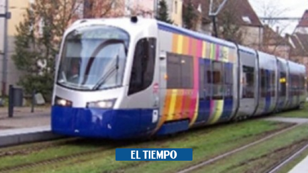 El tren de cercanías en Cali tendrá trenes transitando cada 7 minutos - Cali - Colombia