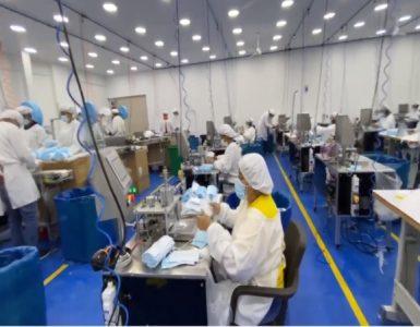 #EmpresasdeOrgullo: el tapabocas reactivó la industria en Yumbo y creó cientos de empleos