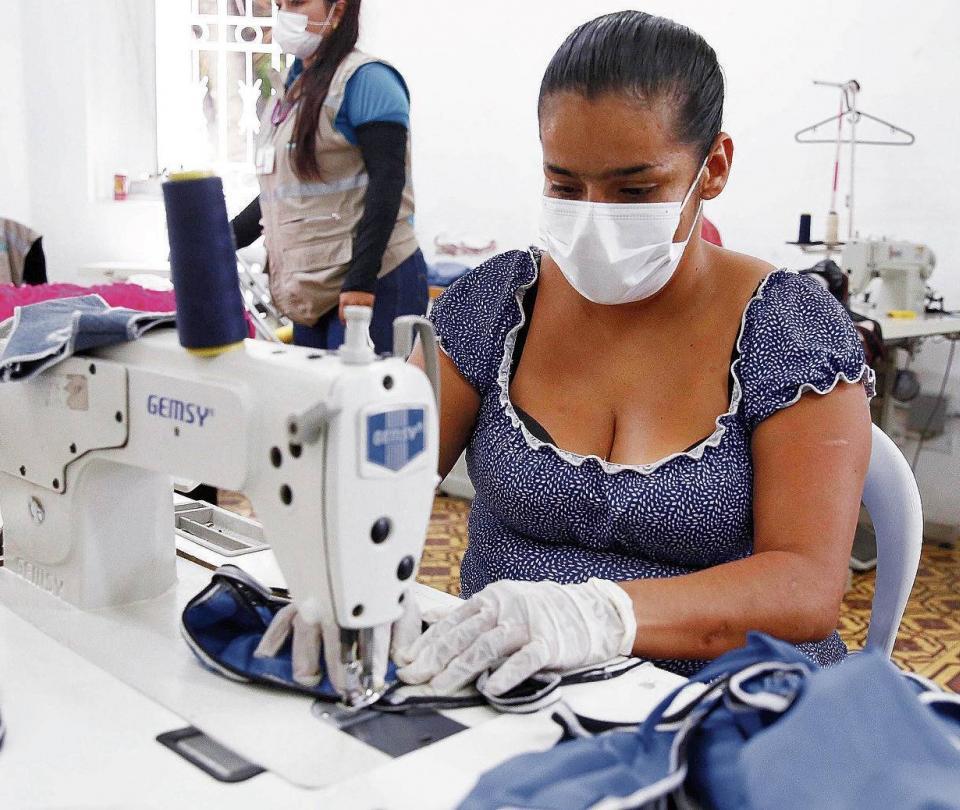 En agosto del 2020 mejoró la confianza de los consumidores colombianos - Sectores - Economía