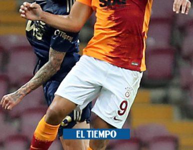 Falcao jugó 70 minutos en el Galatasaray 0-0 Fenerbache - Fútbol Internacional - Deportes