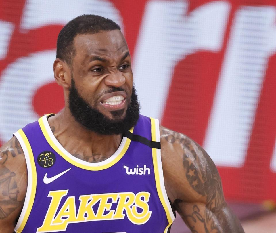 Final NBA 2020: LeBron James la gran figura de los Lakers - Otros Deportes - Deportes